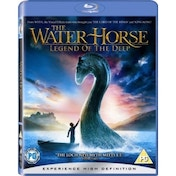 The Water Horse Legend Of The Deep Blu-ray