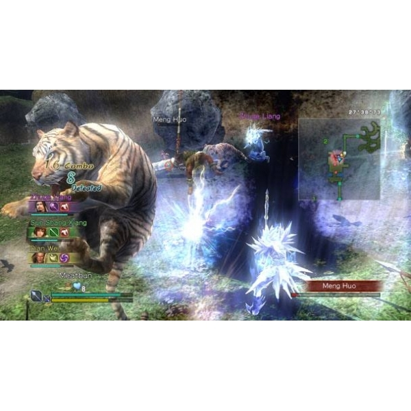 Dynasty Warriors Strikeforce Game PS3 - Image 4
