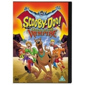 Scooby Doo and The Legend of The Vampire DVD