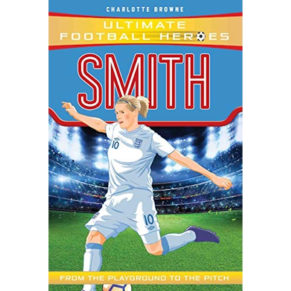 Smith (Ultimate Football Heroes)  Paperback / softback 2019