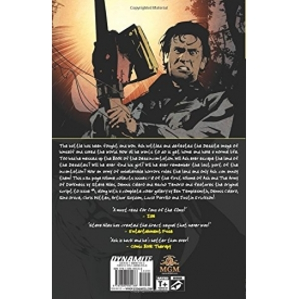 Ash and the Army of Darkness Paperback - Image 2