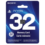 Official Sony PlayStation Memory Card 32GB PS Vita