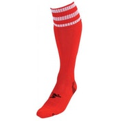 PT 3 Stripe Pro Football Socks LBoys Red/White