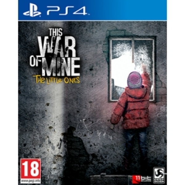 This War of Mine The Little Ones PS4 Game - Image 1