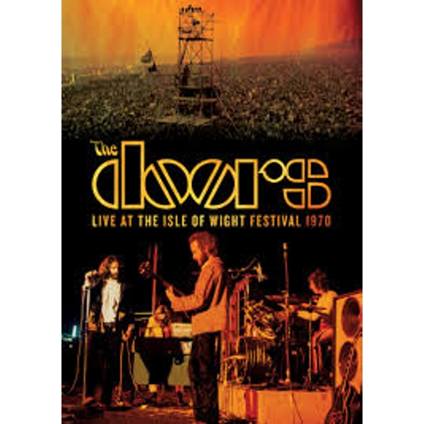 The Doors – Live At The Isle Of Wight Festival 1970 Vinyl
