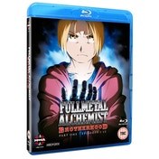 Fullmetal Alchemist Brotherhood One Episodes 1-13 Blu-ray