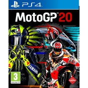 MotoGP 20 PS4 Game