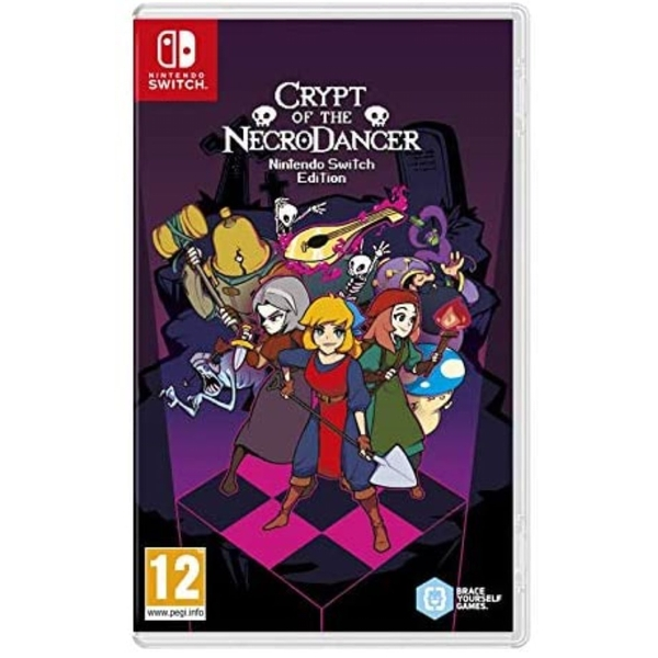 Crypt of the NecroDancer Nintendo Switch Game - Image 1