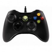 Ex-Display Microsoft Xbox 360 Wired Controller Black for Windows PC