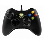 Ex-Display Microsoft Xbox 360 Wired Controller Black for Windows PC Used - Like New