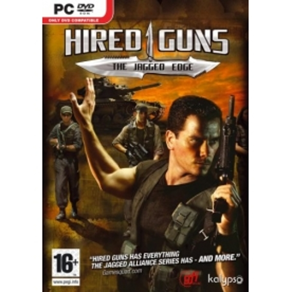 Image of Hired Guns [PC]
