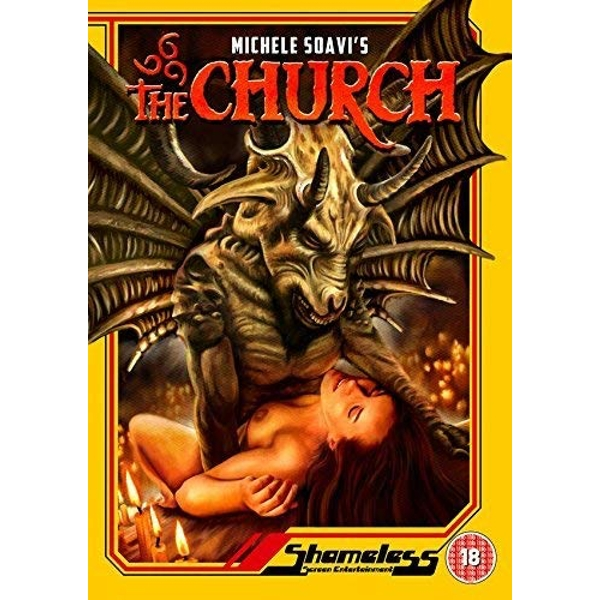 The Church DVD