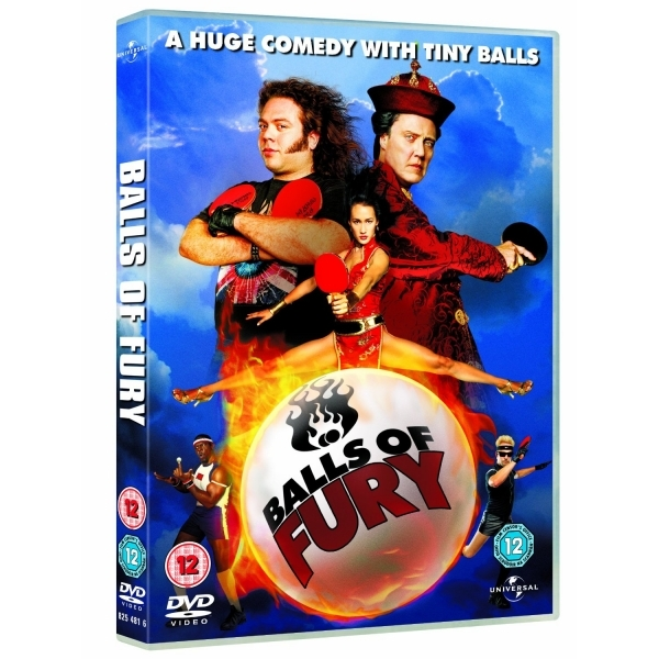 Balls of Fury DVD