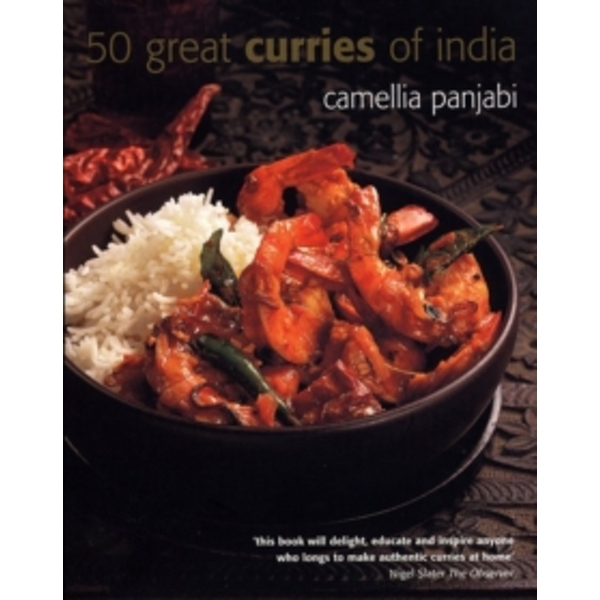 50 Great Curries of India by Camellia Panjabi (Paperback, 2004)
