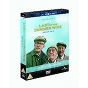 Last Of The Summer Wine Series 3-4 DVD