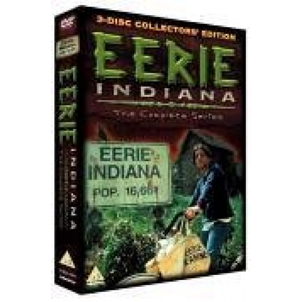 Eerie Indiana The Complete Series DVD