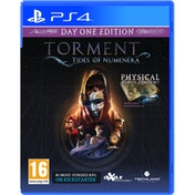 Torment Tides Of Numenera Day One Edition PS4 Game