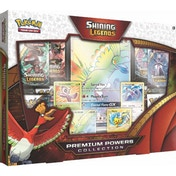 Pokemon TCG Shining Legends Premium Powers Collection
