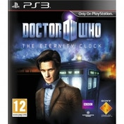 Doctor Who The Eternity Clock Game PS3