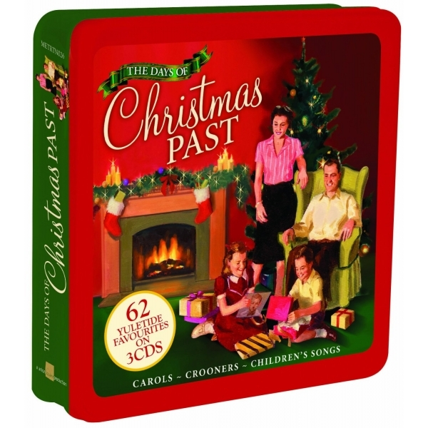 The Days of Christmas Past 3CD