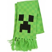 Minecraft Creeper Scarf (One Size)