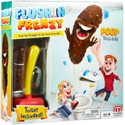 Flushing Frenzy Game