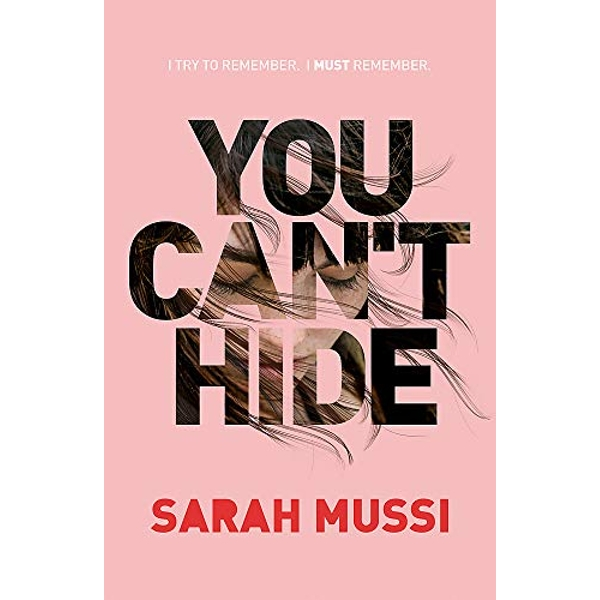You Can't Hide  Paperback / softback 2019