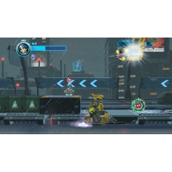 Mighty No.9 3DS Game - Image 5