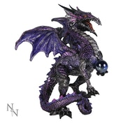 Purple Protector Dragon