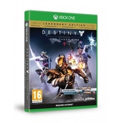 Destiny The Taken King Legendary Edition Xbox One Game (with Vanguard Weapons DLC)