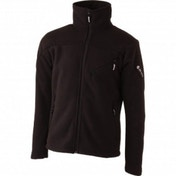 Hi-Tec Men's Medium Crow/Black Tunuyan Fleece Jacket