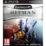 Ex-Display Hitman HD Trilogy Game PS3 Used - Like New
