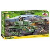Cobi Small Army M64 Patton Building Set - 520 Toy Building Bricks