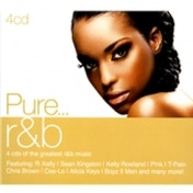 Pure... R&B CD