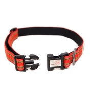 Long Paws Comfort Collection Collar Extra Large Orange
