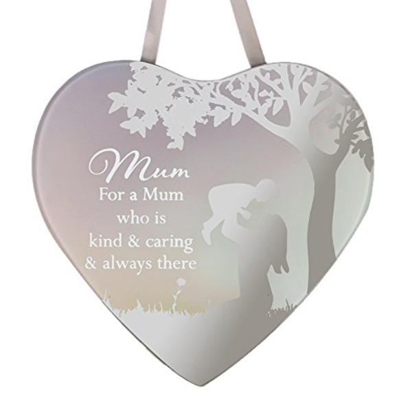 Reflections Of The Heart Mum & Boy Plaque