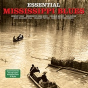 Various Artists - Essential Mississippi Blues (180g 2LP Gatefold) Vinyl