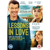 Lessons In Love DVD