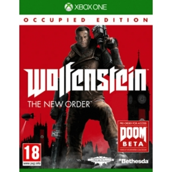 Wolfenstein The New Order Occupied Edition Xbox One Game