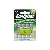 Energizer 4x AA Rechargeable Power PLUS Ni-MH Batteries 2000mAh
