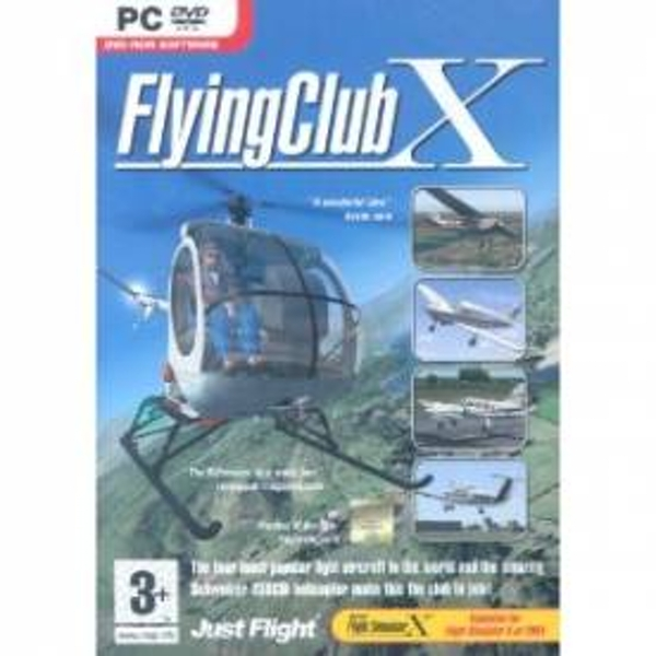 Flying Club X Expansion Pack Game PC