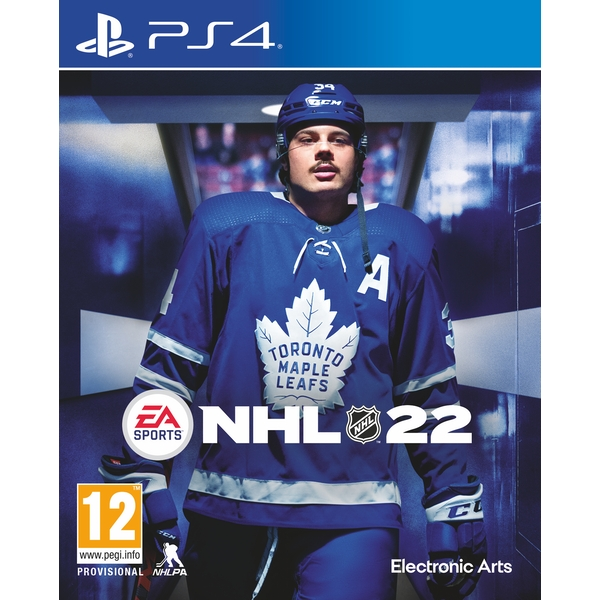 NHL 22 PS4 Game