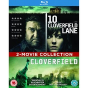 Cloverfield / 10 Cloverfield Lane (Double Pack) Blu-ray
