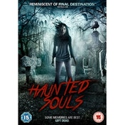 Haunted Souls DVD