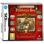 Ex-Display Professor Layton 2 and Pandoras (the Diabolical) Box Game DS Used - Like New