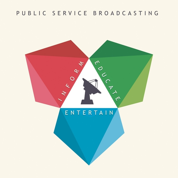 Public Service Broadcasting - Inform Educate Entertain Vinyl