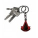 Assassin's Creed Red Crest Keychain - Image 2