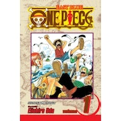 One Piece, Vol. 1 by Eiichiro Oda (Paperback, 2003)