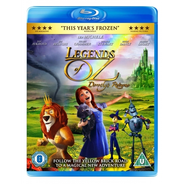 Legends of Oz - Dorothy's Return Blu-ray