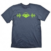 Overwatch Men's Lucio's Beat Small T-Shirt
